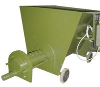 Строительные машины для подачи раствора заказать бетон с доставкой казань